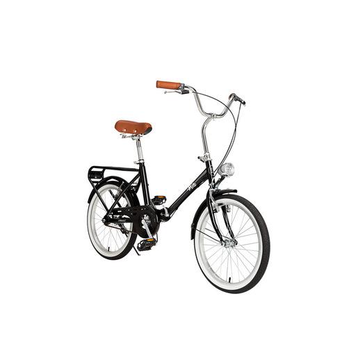 Image of BeBikes La Mia bicicletta Acciaio Nero