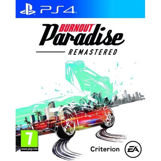 Burnout Paradise remaster