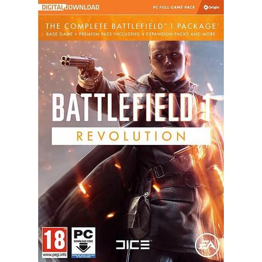 Image of Battlefield 1 Revolution PC