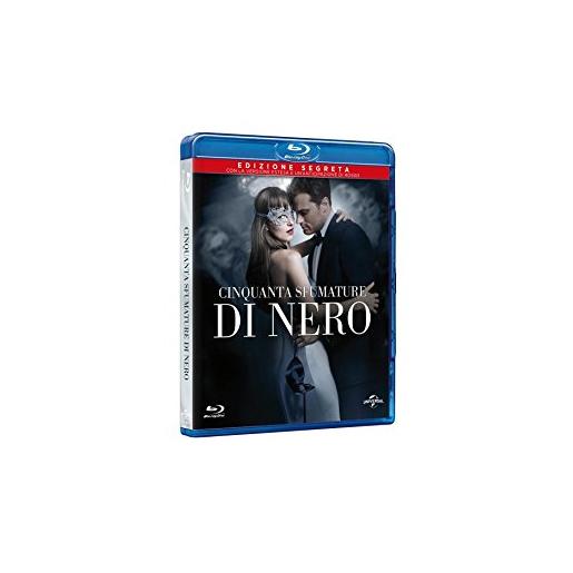 Image of Cinquanta Sfumature di Nero (Blu-ray)