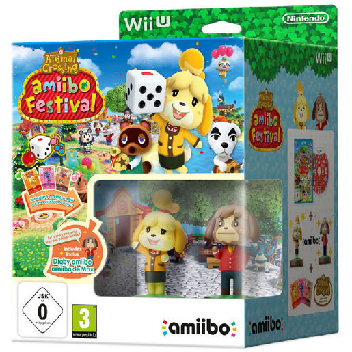 Image of Animal Crossing: amiibo Festival - Limited Wii U