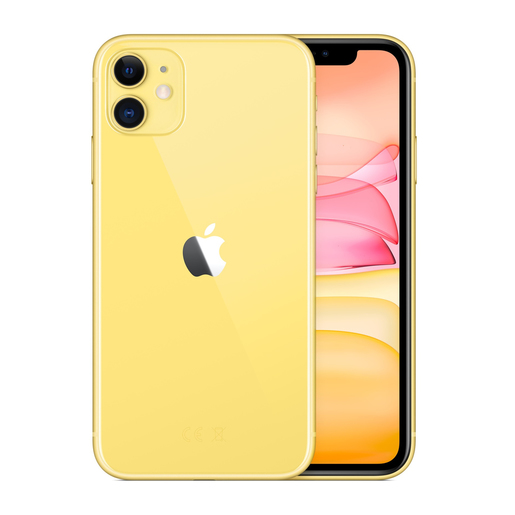 Image of Apple iPhone 11 128 GB Giallo