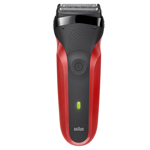 Braun Series 3 300 s Rasoio Elettrico Ricaricabile, Rasoio Da Barba Pe