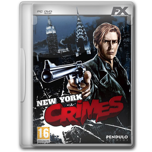 Image of New York crimes - PC