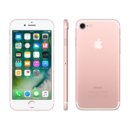 Image of Apple iPhone 7 32GB oro rosa