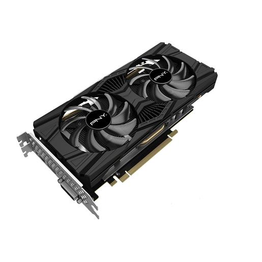 Image of PNY VCG20608SDFPPB scheda video GeForce RTX 2060 8 GB GDDR6