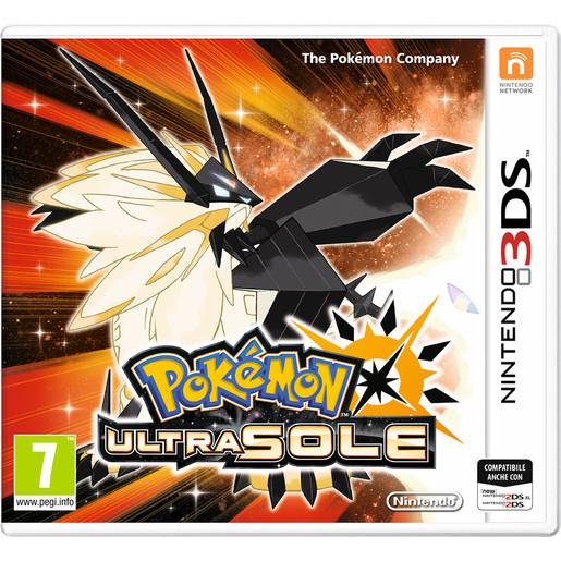 Pokémon Ultra Sole - Nintendo 3DS