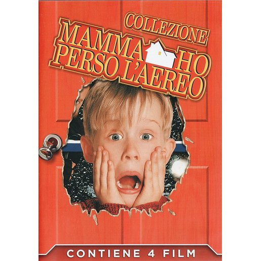 Image of Mamma ho perso l'aereo collection (DVD)