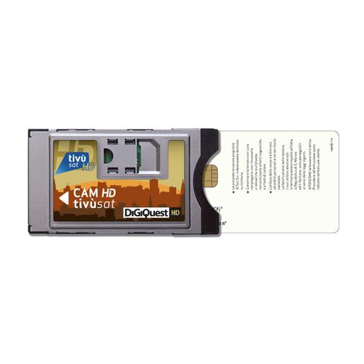 Image of Digiquest BUNDLETVSAT Modulo di accesso condizionato CAM HD