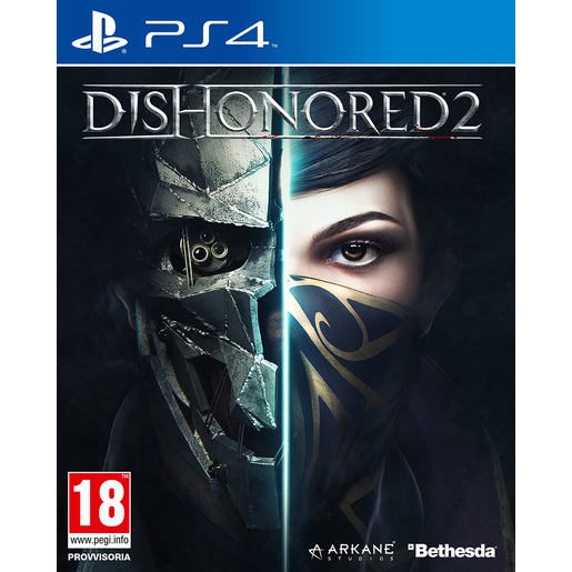 Image of Dishonored 2 Ps4