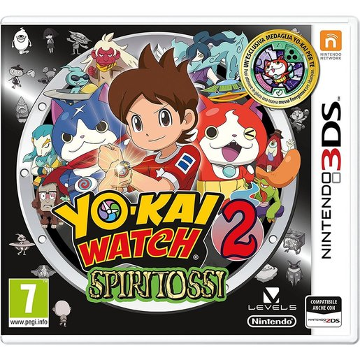 Yo-Kai watch 2: spiritossi (edizione speciale) - Nintendo 3DS