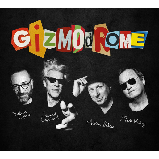 Image of earMusic Gizmodrome - Gizmodrome, CD Rock