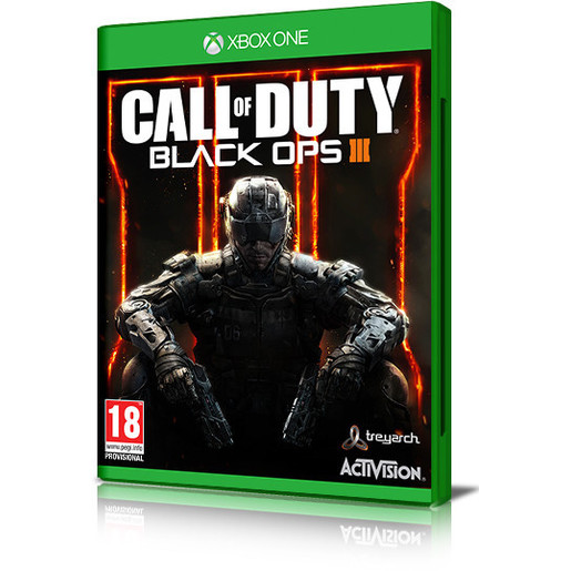 Image of Call of duty: black ops III - Xbox One