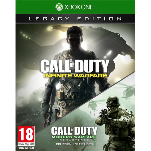 Image of Call of Duty: Infinite Warfare & Legacy Edition, Xbox One