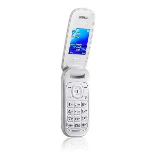 Image of Brondi Oyster S 1.77'' Bianco Caratteristica del telefono