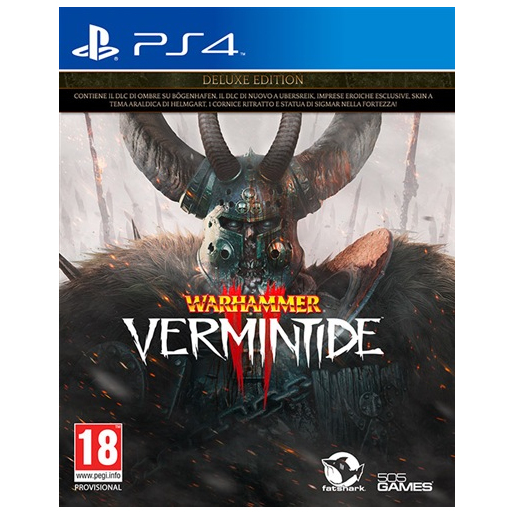 Warhammer Vermintide 2 Deluxe Edition (PS4) videogioco PlayStation 4 B