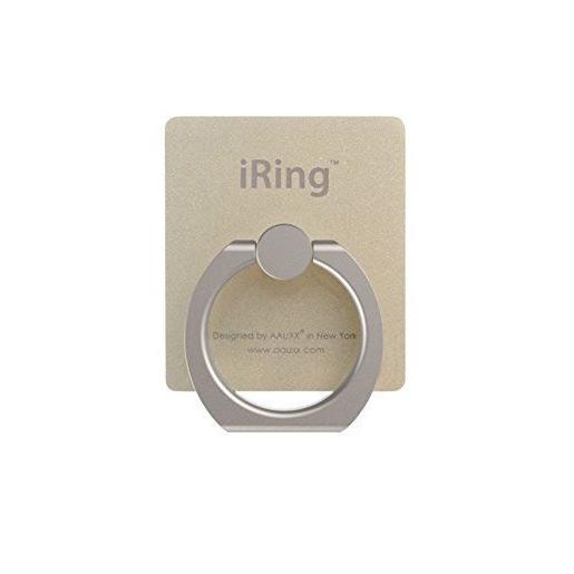 Image of AAUXX iRing Masstige Telefono cellulare/smartphone Champagne, Oro Supp