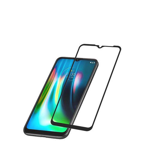 Cellularline Impact Glass Capsule Moto G9 Play / Moto E7 Plus / Moto
