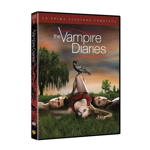 Image of The vampire diaries - L'amore morde Stagione 01 (DVD)