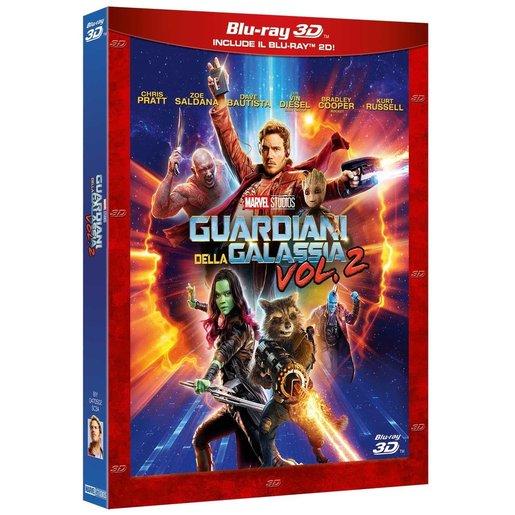 Image of Guardiani della Galassia Volume 2 (Blu-Ray 3D + Blu-Ray 2D)
