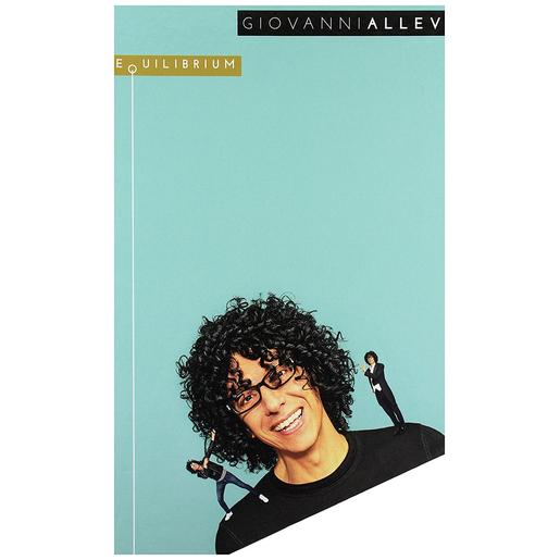 Image of Giovanni Allevi - Equilibrium (Deluxe Edition), 2CD CD Classico