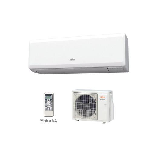 Image of Fujitsu ASYG09KPCA + AOYG09KPCA Climatizzatore split system Bianco