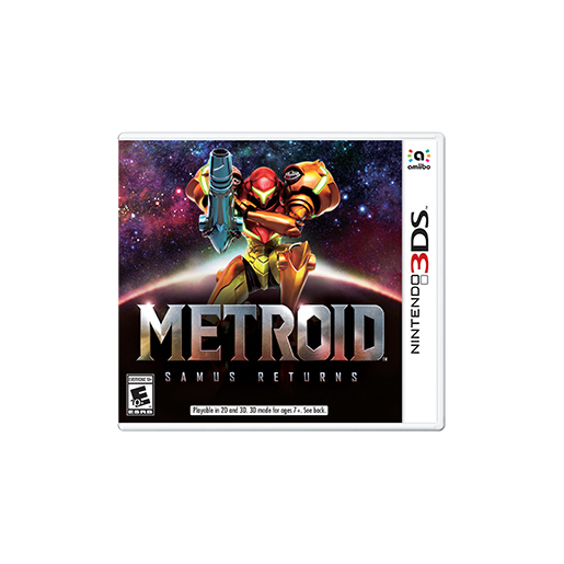 Image of Metroid: Samus Returns 3DS Basic Nintendo 3DS ITA videogioco