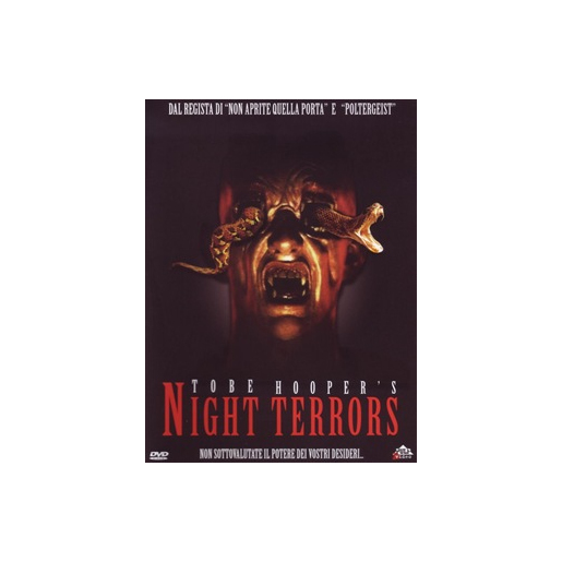 Image of laFeltrinelli Night Terrors
