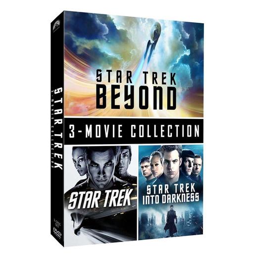 Image of Star Trek - 3 film collezione (DVD)