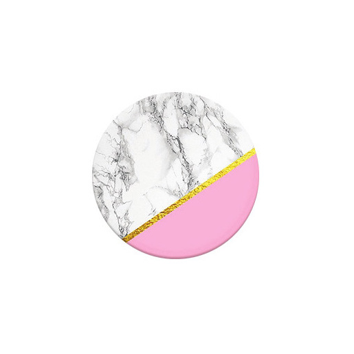 Image of PopSockets Marble Chic Telefono cellulare/smartphone Grigio, Color mar