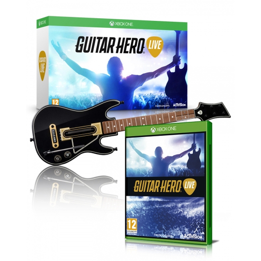 Guitar Hero Live, Xbox One