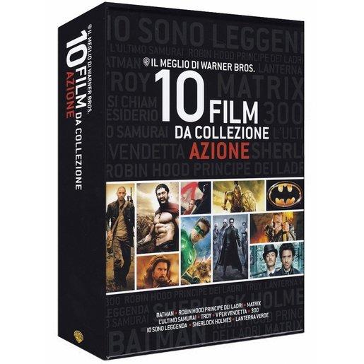 Image of 10 film da collezione - Azione (DVD)