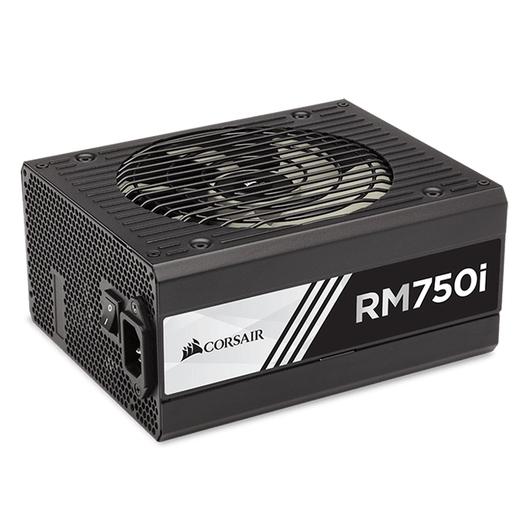 Image of Corsair RM750i alimentatore per computer 750 W ATX Nero