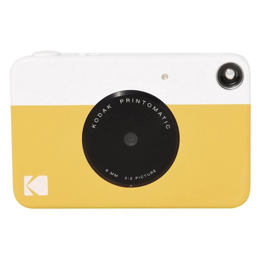 Image of Kodak Printomatic 50,8 x 76,2 mm Grigio, Bianco