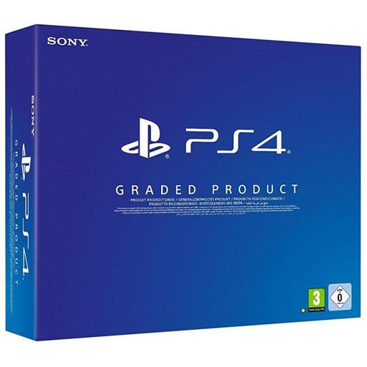 Image of PS4 500GB C Chassis bianca (Ricondizionato Certificato)