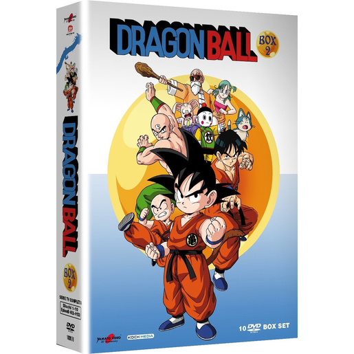 Dragon Ball - Serie Classica 2 (DVD)