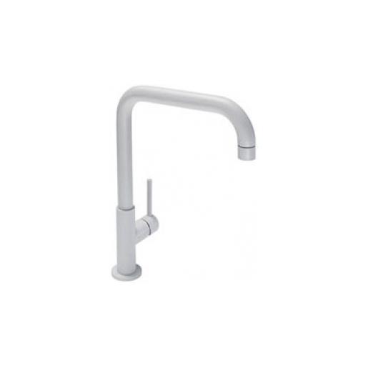 Smeg MC18AL Alluminio rubinetto