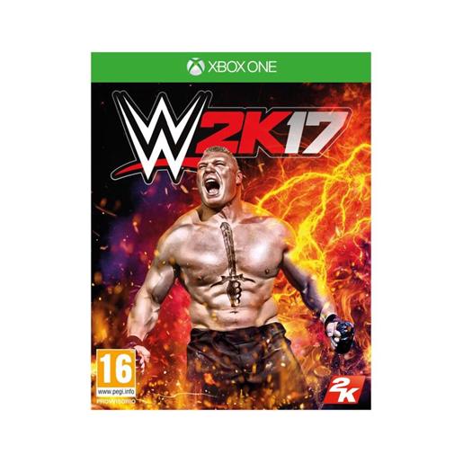 Image of WWE 2K17, Xbox One