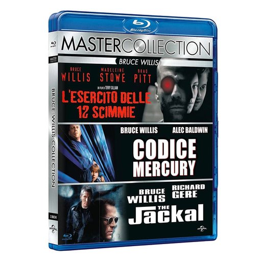 Image of Bruce Willis master collection (Blu-ray)