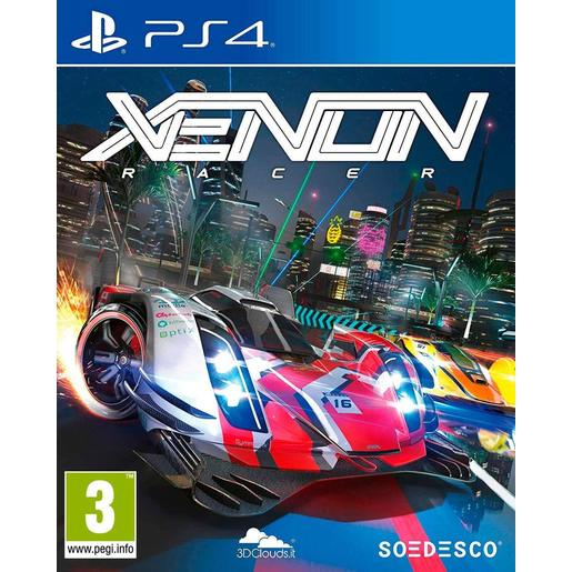 Image of Xenon Racer - Playstation 4