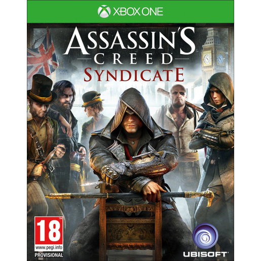 Image of Assassin's creed syndicate special edition - Xbox One