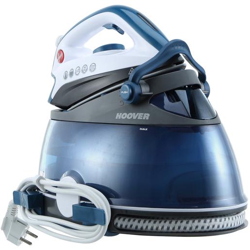 Image of Hoover PRP2400 2400W 2L Ceramica Blu petrolio, Bianco ferro da stiro a