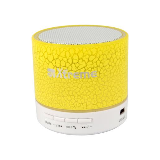 Image of Xtreme Gamma Mono portable speaker 3W Bianco, Giallo
