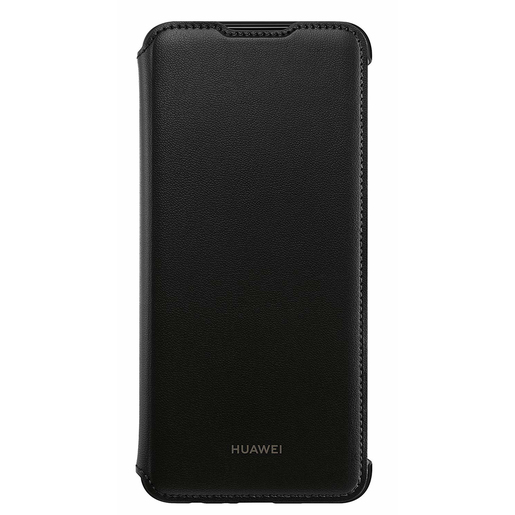 Huawei 51992830 custodia per P Smart 2019 Custodia a libro Nero