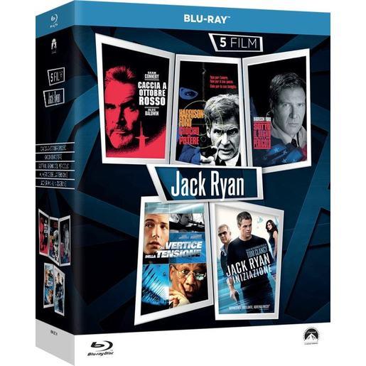Image of Cofanetto Jack Ryan (Blu-ray)