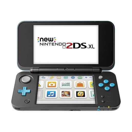 Image of Nintendo New 2DS XL 4.88'' Touch screen Wi-Fi Nero, Blu console da gioc