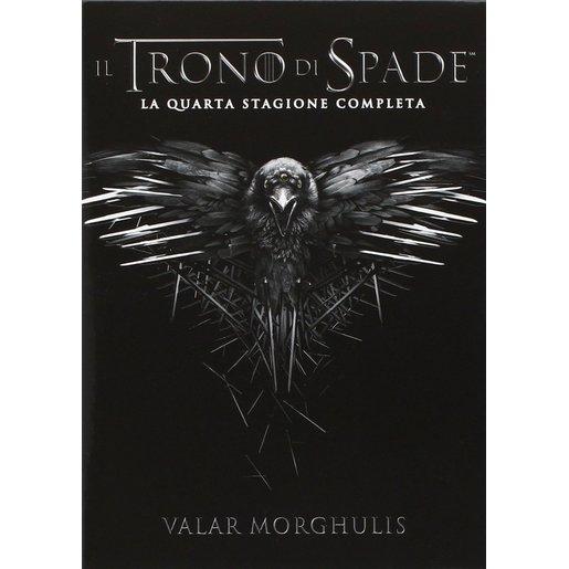 Il trono di spade - stagione 4 (DVD)