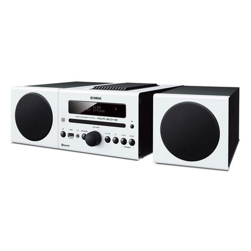 Image of Yamaha MCR-B043 Home audio micro system 30W Bianco