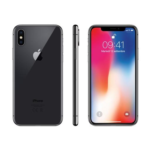 Apple iPhone X SIM singola 4G 256GB Grigio