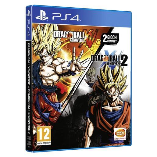 Bandai Namco Dragon Ball Xenoverse + Dragon Ball Xenoverse 2 Playsta